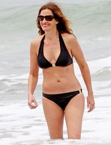 Julia Roberts Body measurements, height, weight,Body shape