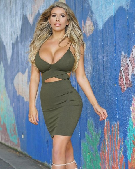 Chantel Zales Body measurements, height, weight,Body shape, ethnicity,  Breasts Waist Hips size, all facts