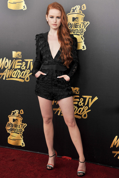 Madelaine Petsch  Body Measurements 2019
