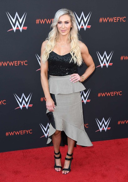 Charlotte Flair  Body Measurements 2019