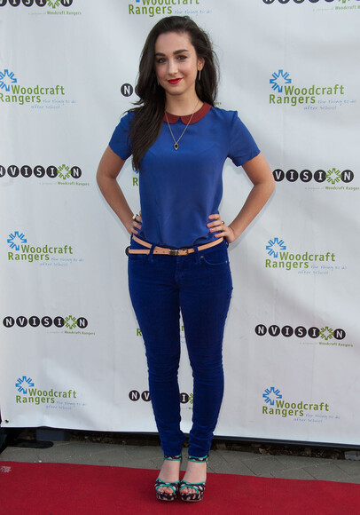 Molly Ephraim  Body Measurements 2019
