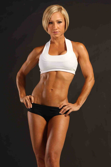 Jamie Eason  Body Measurements 2019
