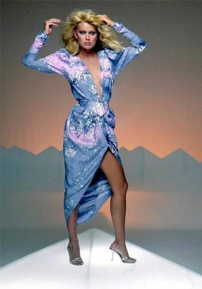 Randi Oakes  in 1970's
